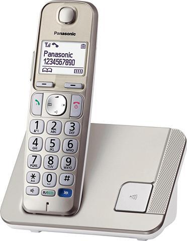 PANASONIC »KX-TGE210GN« Bevielis DECT-Telefon (M...
