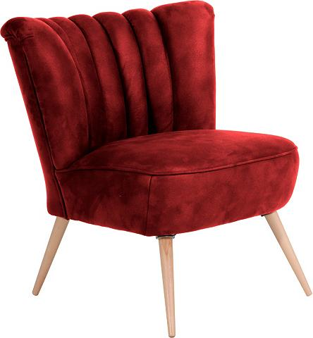 MAX WINZER ® Fotelis »Aspen« im retro stilius