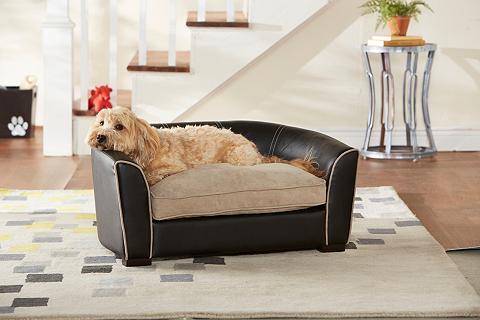 šuns gultas »Remy Black«