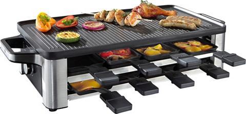 WMF Raclette LONO 8 Raclettepfännchen 1500...