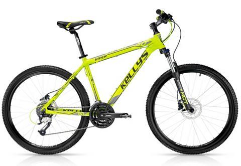 Kalnų dviratis Dviratis 26 Zoll gelb 2...