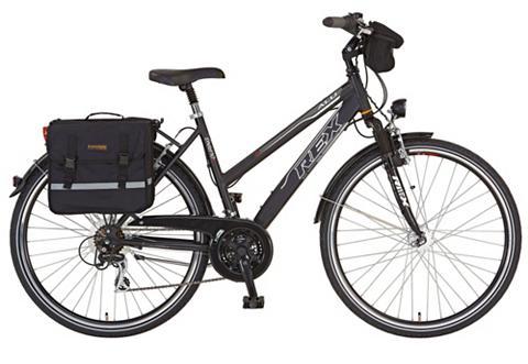 REX BIKE REX Turistinis dviratis Moterims 28 Zo...
