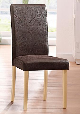 Kėdė »Roko« Microfaser antik (2 vnt. 4...