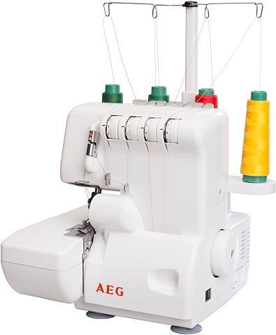 AEG Krašto apmėtymo mašina (overlokas)...