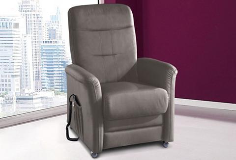 SIT&MORE Sit&more reguliuojamas fotelis patogi ...