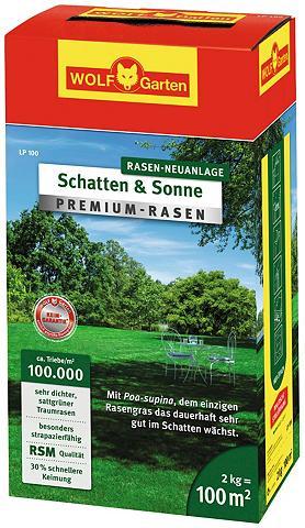 WOLF GARTEN Premium-Rasen »Schatten & Sonne«