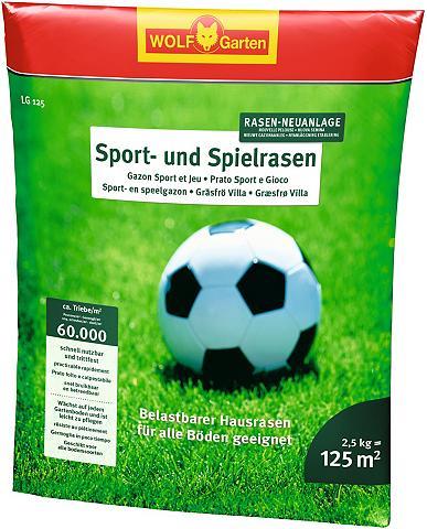 WOLF-GARTEN Sport- ir Spielrasen