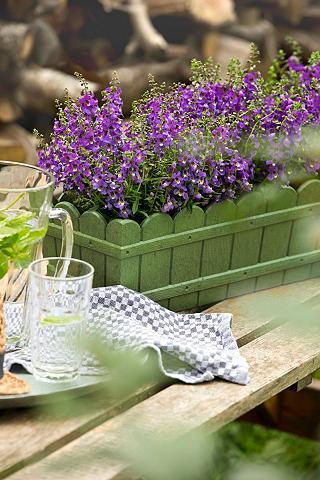 Lovelis gėlėms »Country« grün