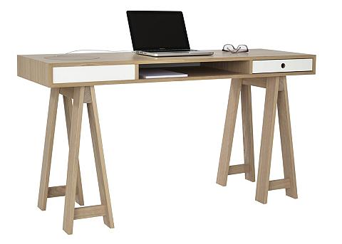 Rašomasis stalas »Loft« Nordic Design ...