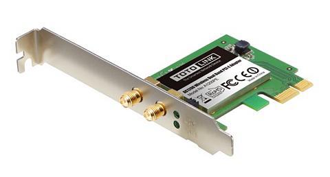 A1200PE WLAN PCI Express plokštė