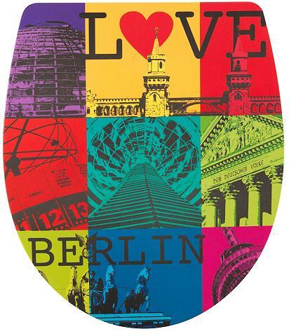 WC-dangtis »Imola Love Berlin« su Lėto...