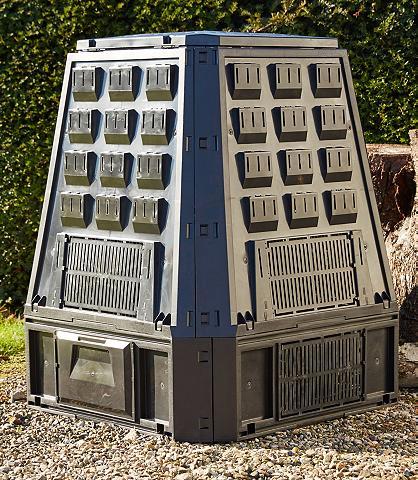 PROSPERPLAST Dėžė kompostui »Evogreen« Bx Tx H: 90x...