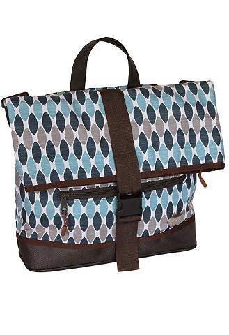 Dviračio bagažinės dvigubas krepšys »M...
