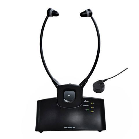TV belaidės ausinės WHP5305BK In-Ear k...