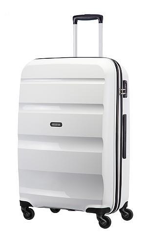 AMERICAN TOURISTER Plastikinis lagaminas ant ratukų su 4 ...