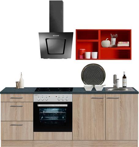 Virtuvės baldų komplektas »Mini« su įm...