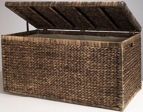 HOME AFFAIRE Suoliukas-dėžė viduje su medvilnė besp...