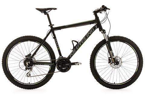 Kalnų dviratis Herren 26 Zoll juoda sp...