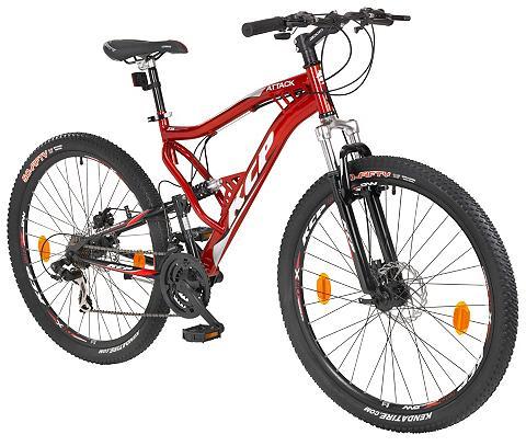 Kalnų dviratis »ATTACK rot« 275 Zoll 2...
