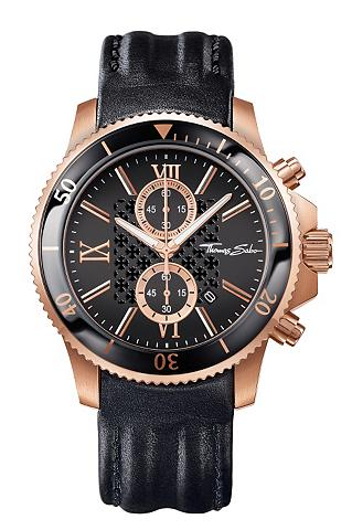 THOMAS SABO Chronografas- laikrodis »REBEL RACE WA...