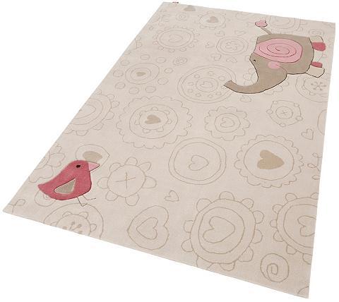 Vaikiškas kilimas »Happy Zoo Elephant«...