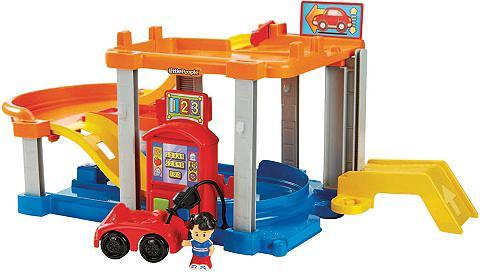 Žaislų rinkinys »Little People Autocen...