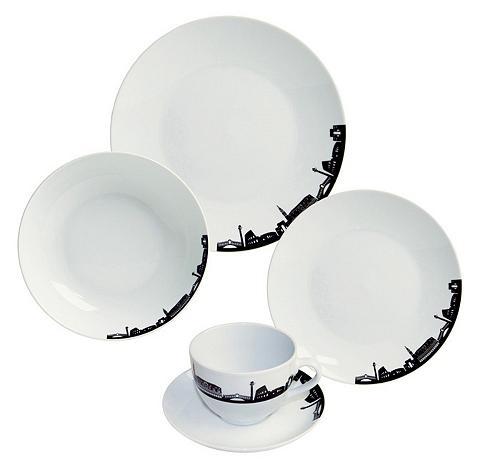 Servizas design I love® Porzellan »ITA...