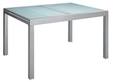 Sodo stalas »Lima« išskleidžiamas Aliu...