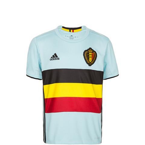 Belgien Marškinėliai Away EM 2016 Kind...