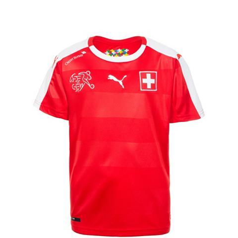 Schweiz Marškinėliai Home EM 2016 Kind...
