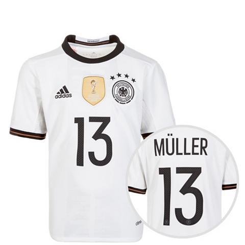 DFB Marškinėliai Home Müller EM 2016 K...