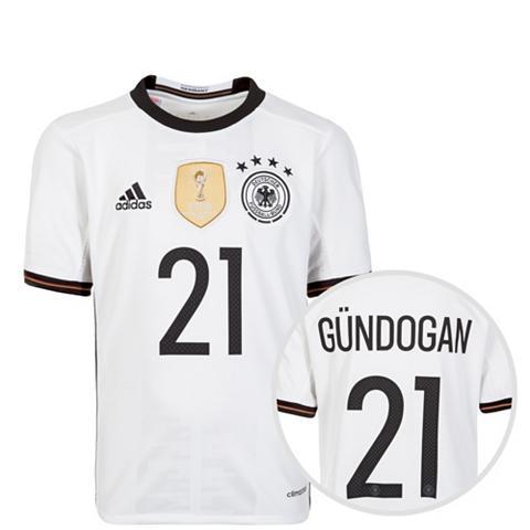 DFB Marškinėliai Home Gündogan EM 2016...