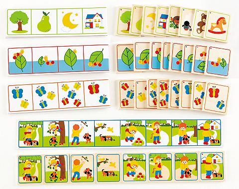 Kartenspiel »Geschichten-Reihenfolge« ...
