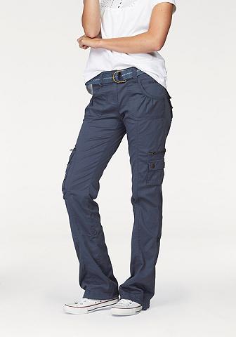 Kišeninės kelnės (Rinkinys su diržas)