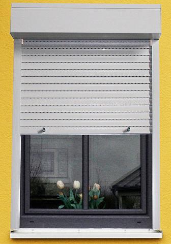 Kunststoff-Rollladen »Vorbaurollladen«...