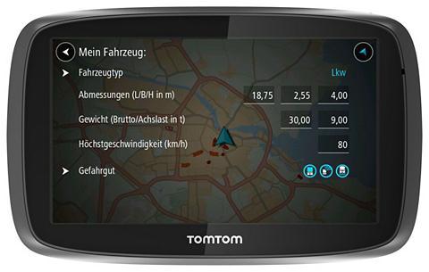 Tom Tom LKW-Navigationsger