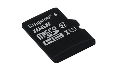 Speicherkarte »micro SDHC Card Class 1...