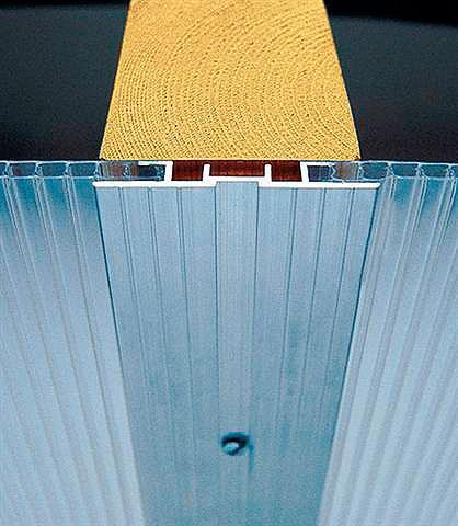 BECKMANN Aliuminio profilis »Aluminium-Verbindu...