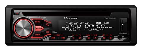 PIONEER 1-DIN auto magnetola su RDS-Tu...