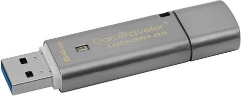 KINGSTON Adapteris »Data Traveler Locker+ G3 US...