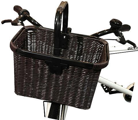 Krepšys dviračiui »Kunststoff-Weide ir...