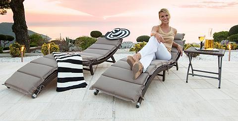 MERXX Sodo gultas »Capri« (2 vnt. rinkinys) ...