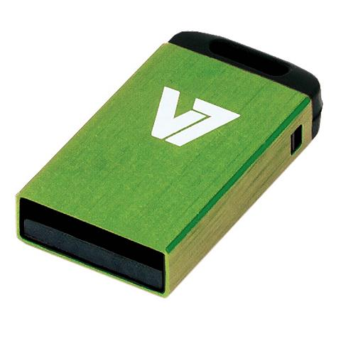 USB raktas »USB NANO STICK 32GB GREEN«...