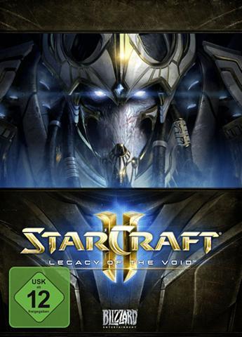 PC - Spiel »Starcraft 2 - Legacy of th...