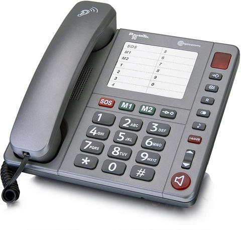 AMPLICOMMS Didelis mygtukinis telefonas »Power Te...