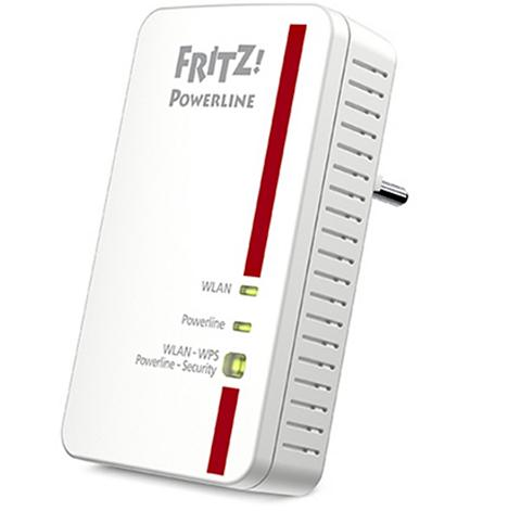 AVM Adapteris »FRITZ!Powerline 1240E (1200...