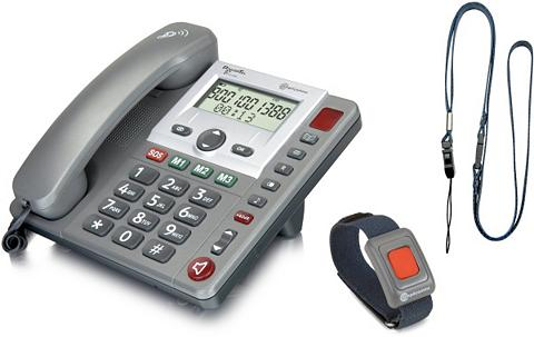 Großtastentelefon »Power Tel 97 alarm«...