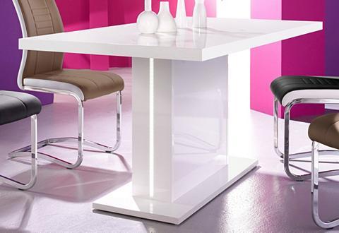 INOSIGN Valgomojo stalas plotis 180 cm pagamin...