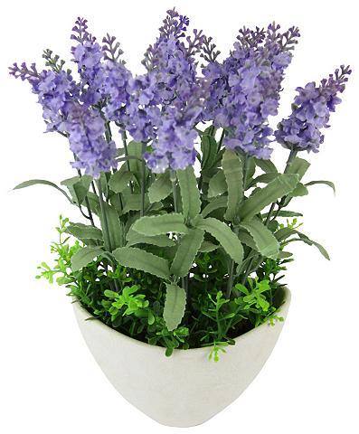 Dirbtinė gėlė »Lavendel«