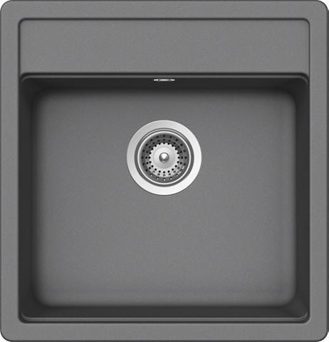 SCHOCK Virtuvinė kriauklė »Oslo« 49 x 51 cm